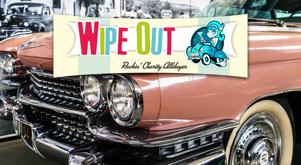 Foto: Wipe Out Charity-Fest